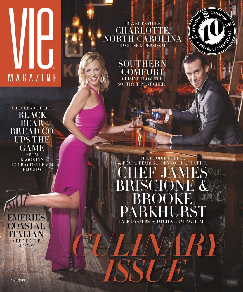 VIE Magazine, Stories with Heart and Soul, The Idea Boutique, Brooke Parkhurst, James Briscione, Old Hickory Whiskey Bar