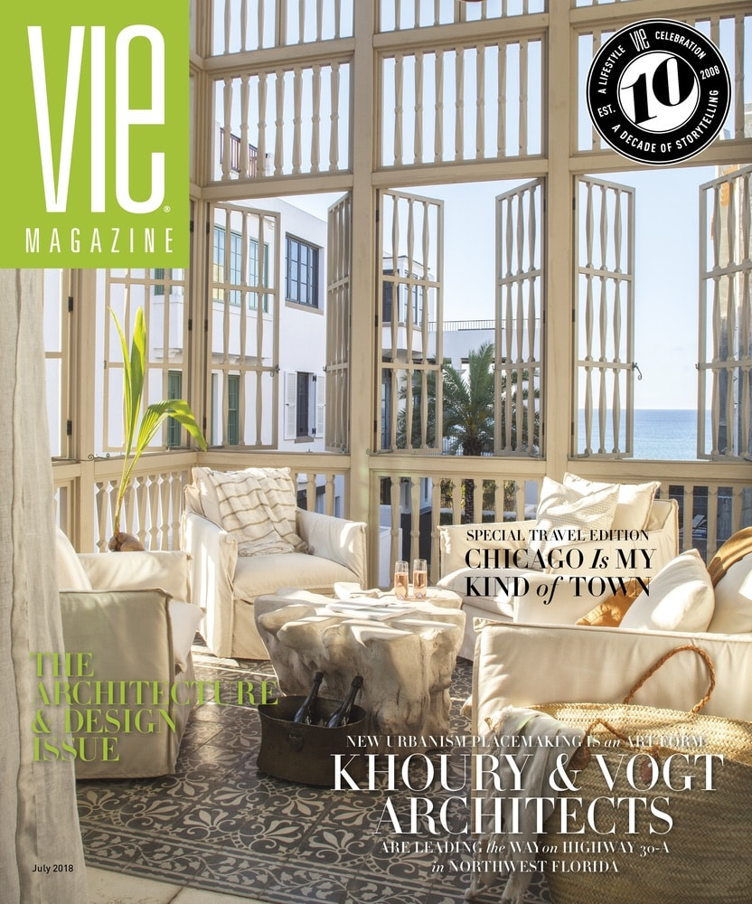 VIE Magazine, Stories with Heart and Soul, The Idea Boutique, EF San Jaun, Khoury & Vogt Architects