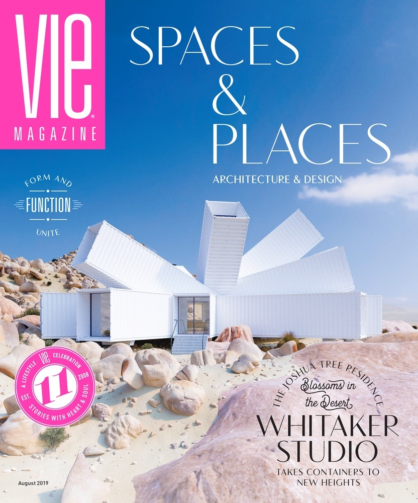 VIE Magazine, Stories with Heart and Soul, The Idea Boutique, Whitaker Studio