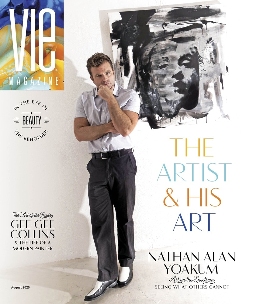 VIE Magazine, Stories with Heart and Soul, The Idea Boutique, Nathan Alan Yoakum