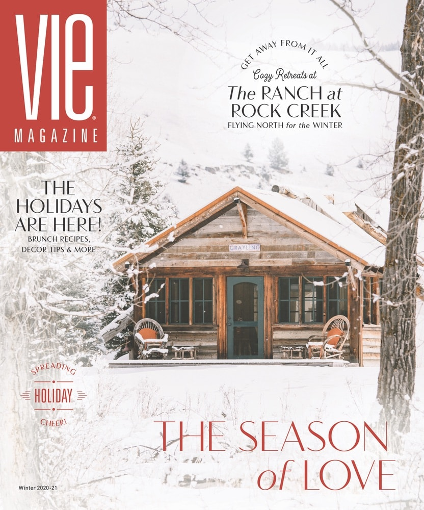 VIE Magazine, Stories with Heart and Soul, The Idea Boutique, Ranch at Rock Creek
