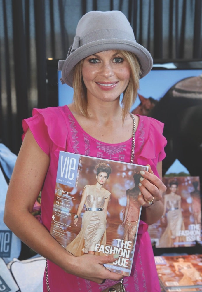 2012 Golden Globes Celebrity Gift Lounge, VIE Magazine, Stories with Heart and Soul, The Idea Boutique