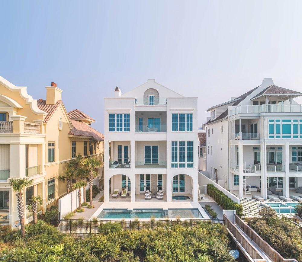 Melanie Turner Interiors, A BOHEME Design, EarthBuild LLC, Kendall Horne, Paradise by the Sea, Rosemary Beach Realty