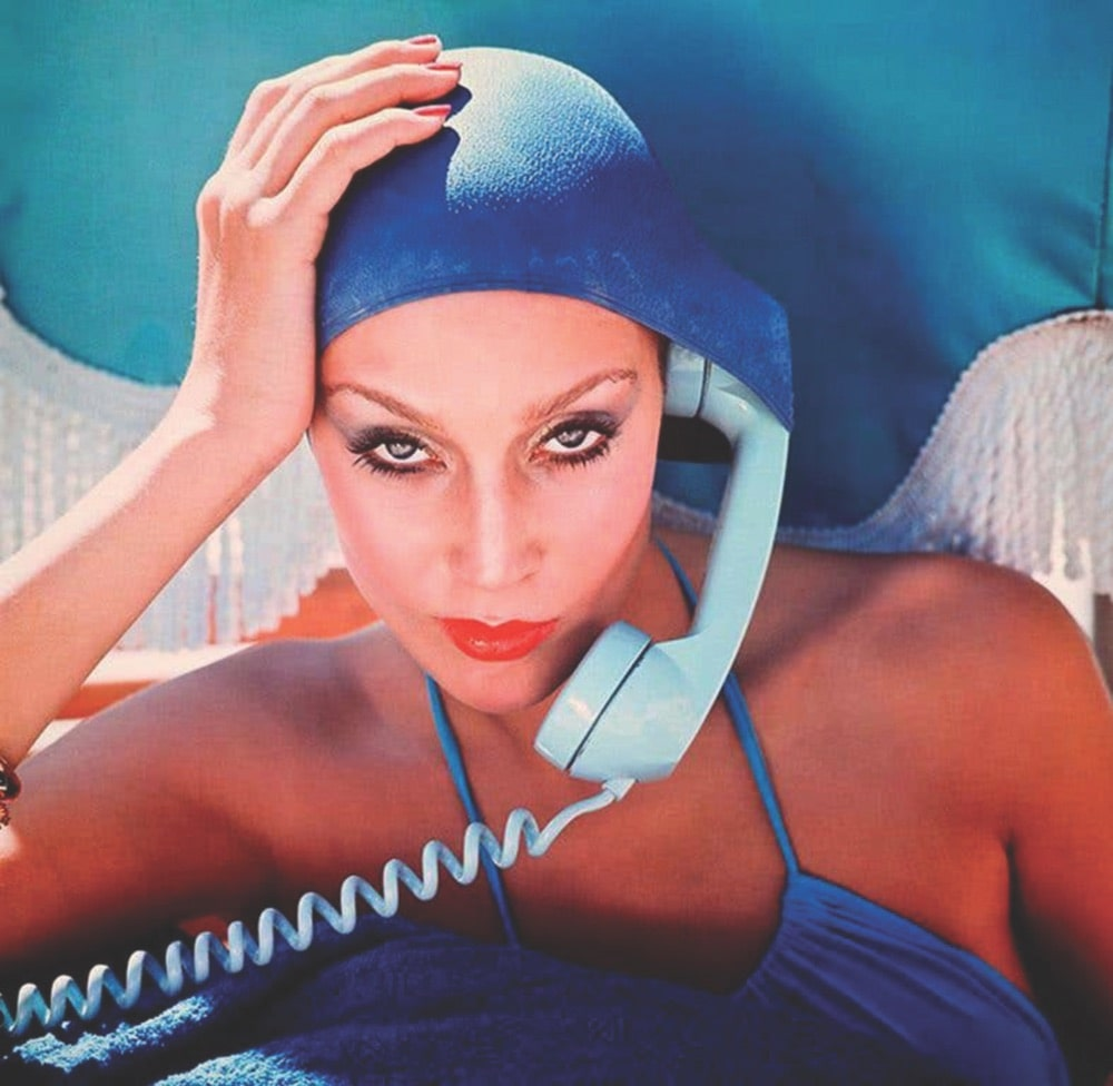 Jamaica Blue and Beautiful by Norman Parkinson, 1stDibs