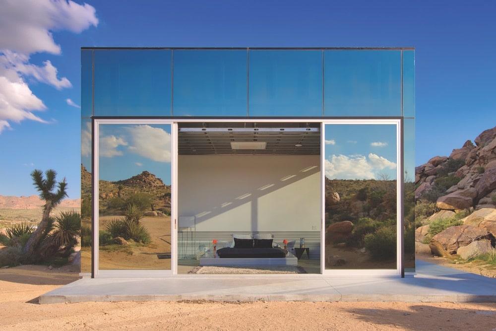 The Invisible House, Joshua Tree National Park