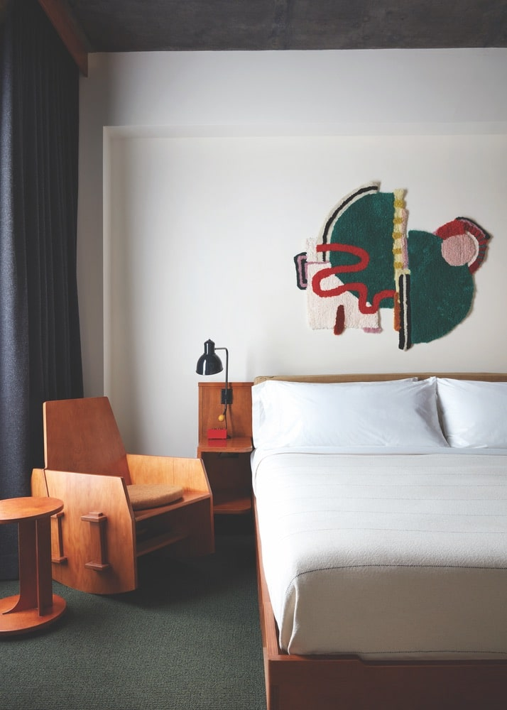 Ace Hotel Brooklyn, Atelier Ace