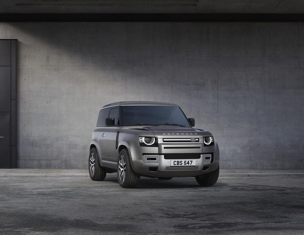 David Hemming, Defender XS Edition, Iain Gray, Jaguar Land Rover, Land Rover, Land Rover Defender