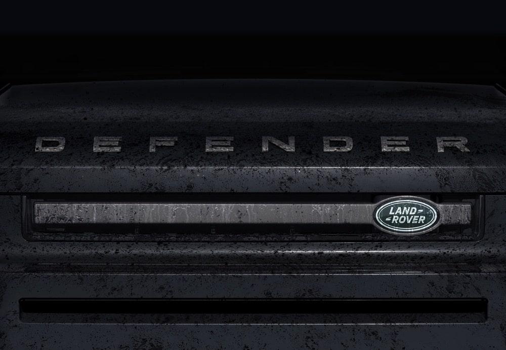 David Hemming, Defender V8 Carpathian Edition, Iain Gray, Jaguar Land Rover, Land Rover, Land Rover Defender