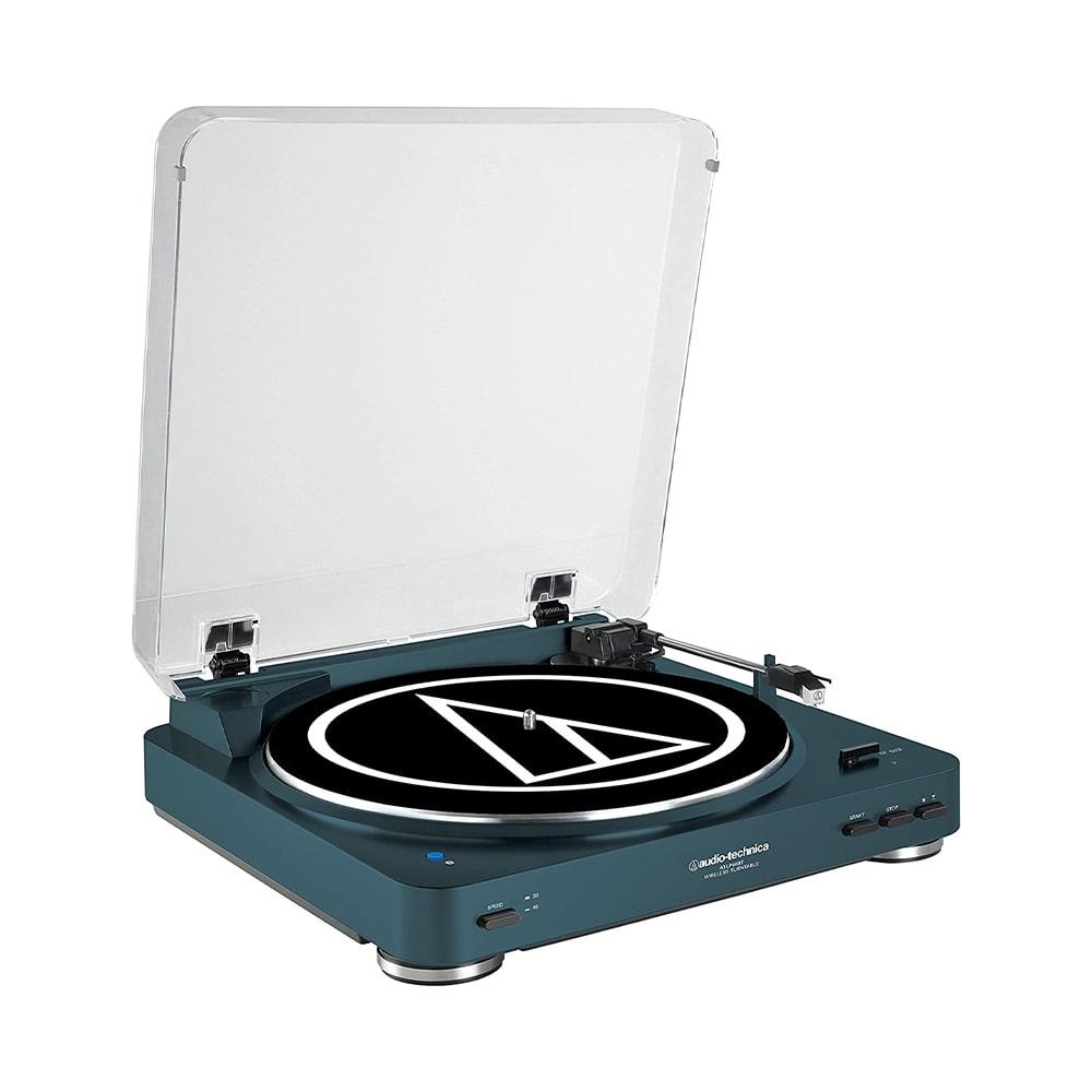 Audio-Technica AT-LP60NV-BT Fully Automatic Bluetooth Turntable