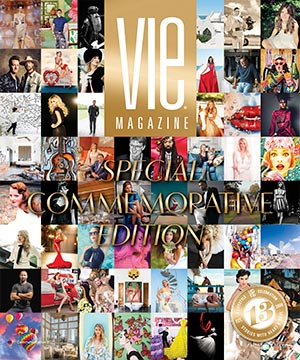 VIE Magazine January 2021 Special Commemorative Edition