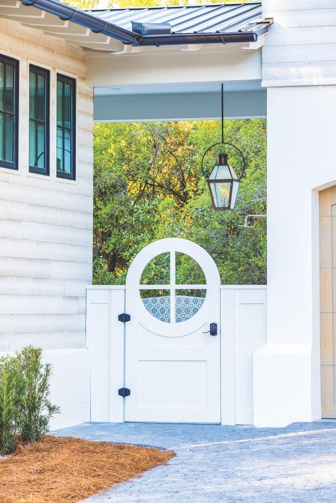 VIE Magazine, VIE Beach House A Show Home, Q Tile, Coastal Elements Construction, Bevolo Gas & Electric Light, Bevolo