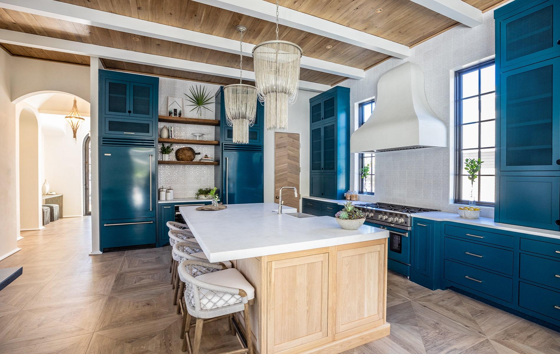 VIE Beach House A Show Home, Cindy McCarley Designs, Q Tile, Coastal Elements Construction