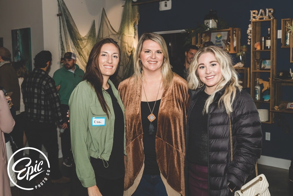 Young Professionals of Walton County 2021 Kickoff Party, Distillery 98