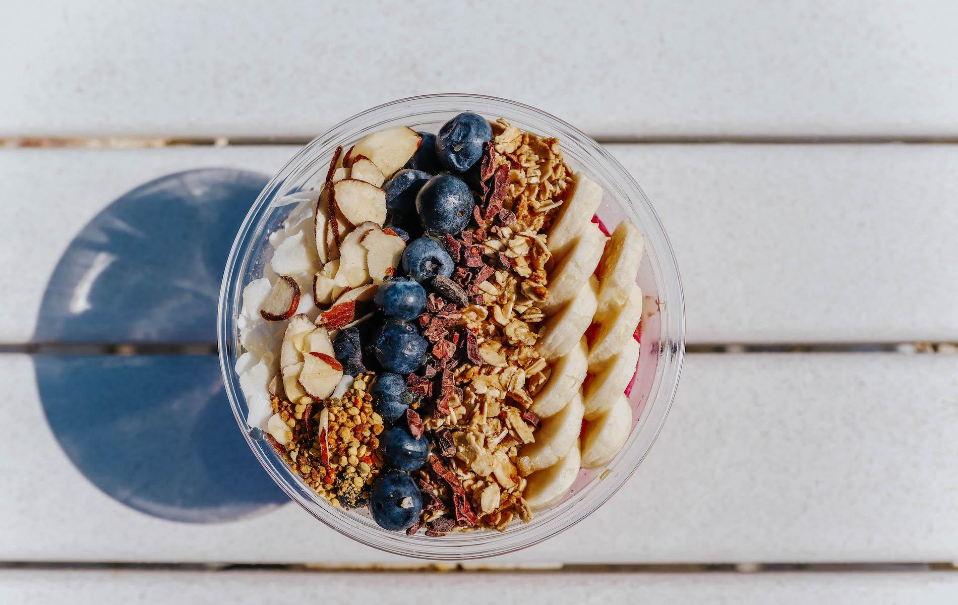 Green Stream, Seaside FL, health food, smoothie bowls, food trucks