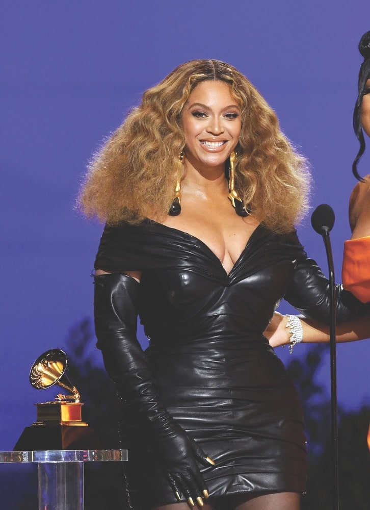 Beyoncé, 63rd Annual Grammy Awards, Los Angeles Convention Center, The Recording Academy