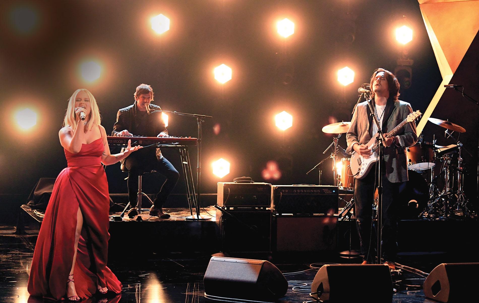 Maren Morris, John Mayer, 63rd Annual Grammy Awards, Los Angeles Convention Center, The Recording Academy