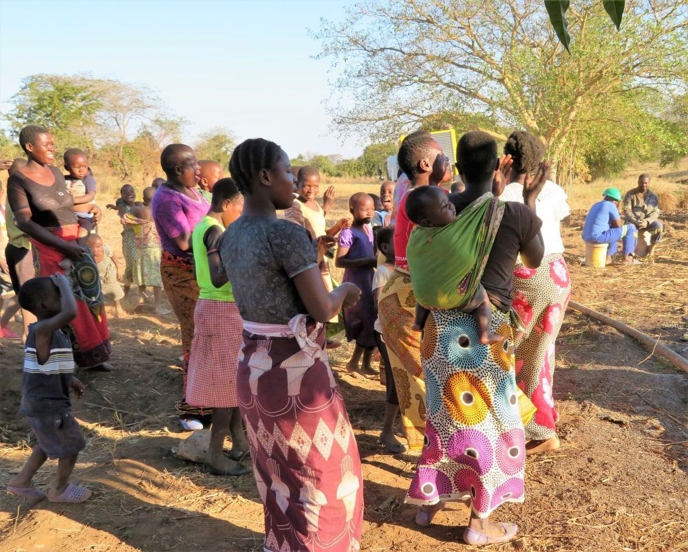 The Sonder Project, The Legacy Show Home, Benefits, Malawi, Africa, Clean Drinking Water, Wells, Thomas Community, Impact, Heart and Soul, Give Back