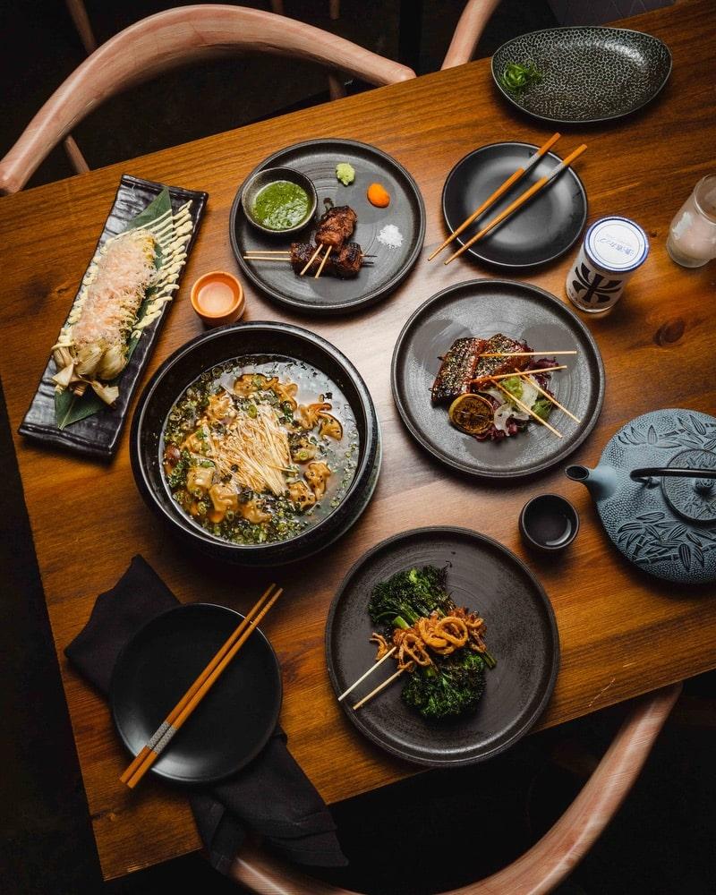 Miami Spice, Restaurants, Food, Reduced Prices, Promotion, September, August, 2021, Delicious, Estiatorio Ornos, Buya Wynwood, Greek Food, Asian Food
