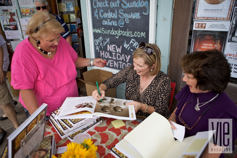 sister schubert book signing cast your bread upon the waters cookbook