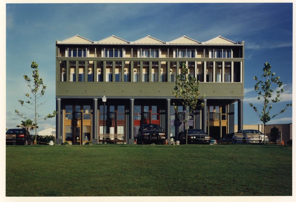 Machado-Silvetti Building Seaside