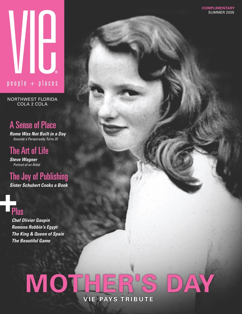 Marie Ryan vie magazine mother mom angel of mercy publisher's note mother's day tribute