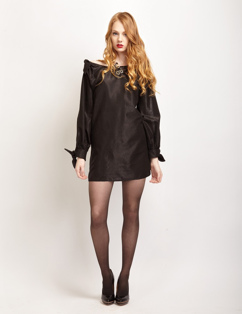 Lauren Leonard Leona Collection, Black dress
