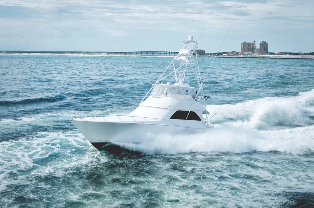 Photo by Nick Malambri, East Pass Images vie magazine joe galati yacht family ocean florida