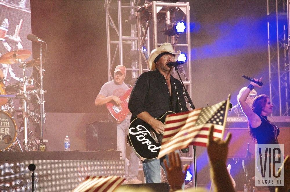 Pepsi Gulf Coast Jam Toby Keith