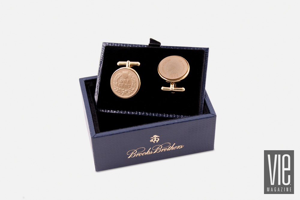 Replica Indian Head Penny Cuff Links