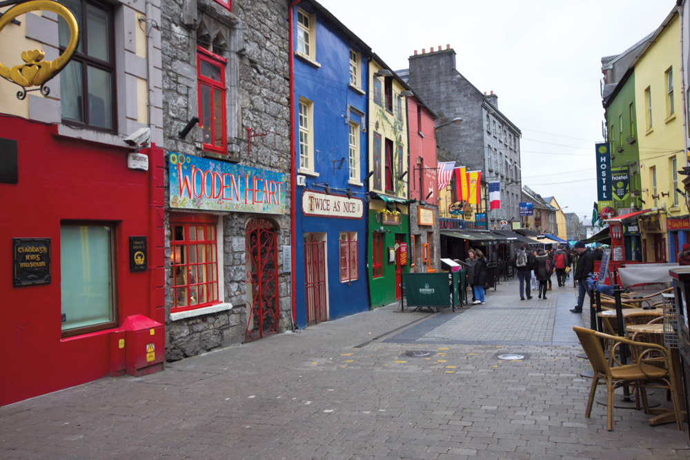 Streets of Galway City 2015 Travel Issue Vie Magazine
