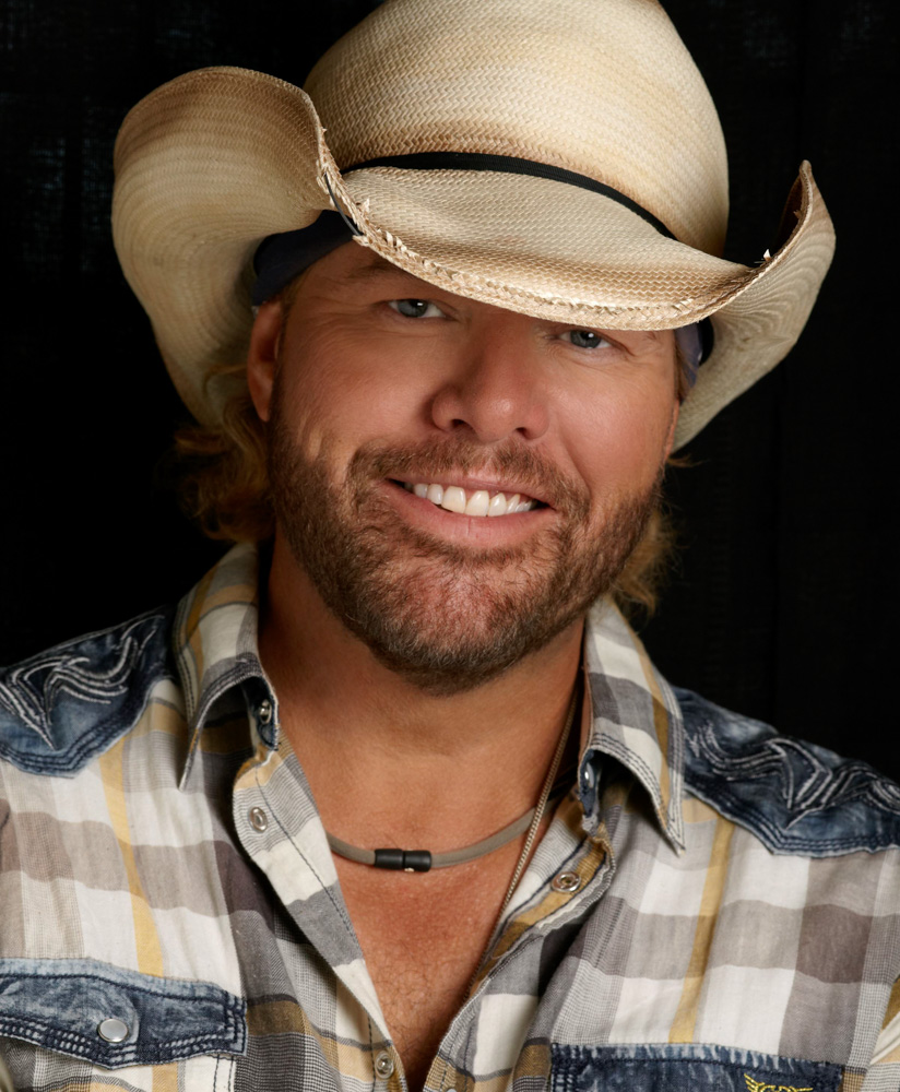 Toby Keith VIE Magazine Pepsi Gulf Coast Jam Rock Panama City Beach