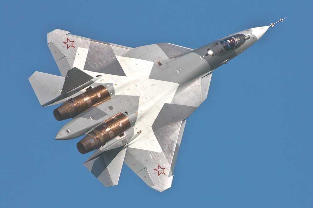 PAK FA fifth-generation fighter