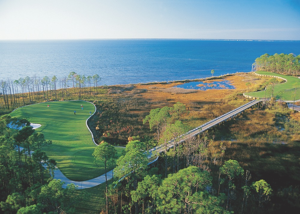 VIE Magazine Northwest Florida Golf Guide Golfing Burnt Pine