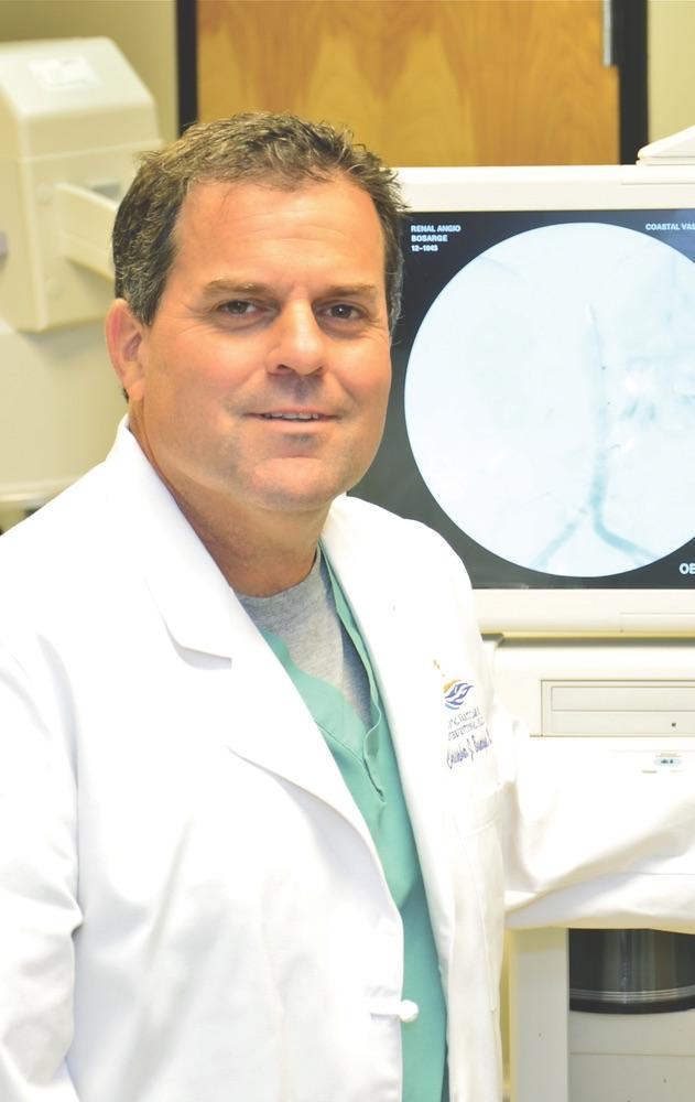 Dr. Christopher J. Bosarge Photo by Phillip Makselan