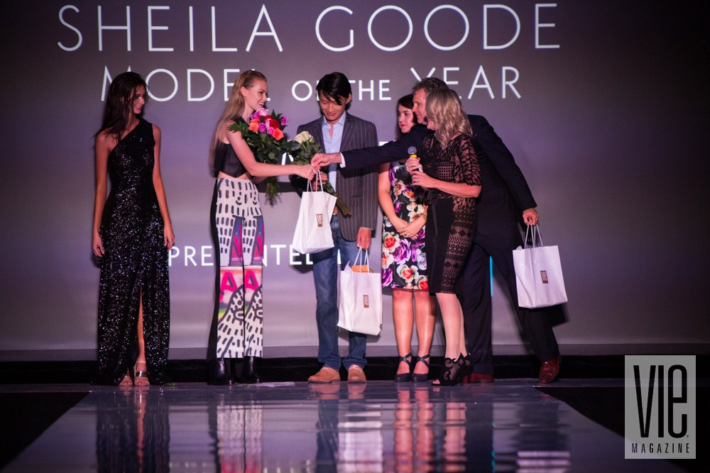 Sheila Goode Model of the Year Award