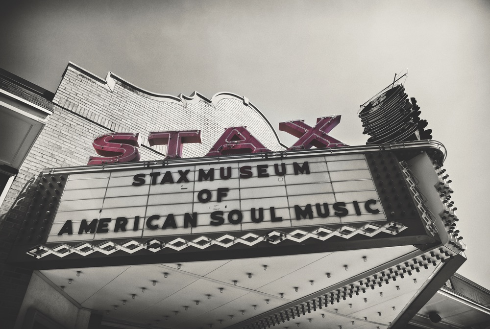 Stax Museum of American Soul Music, formerly the studio site of Stax Records