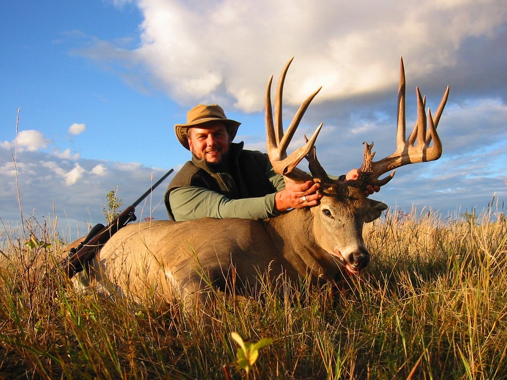 VIE Magazine The big game hunter's Manifesto hunting wilderness