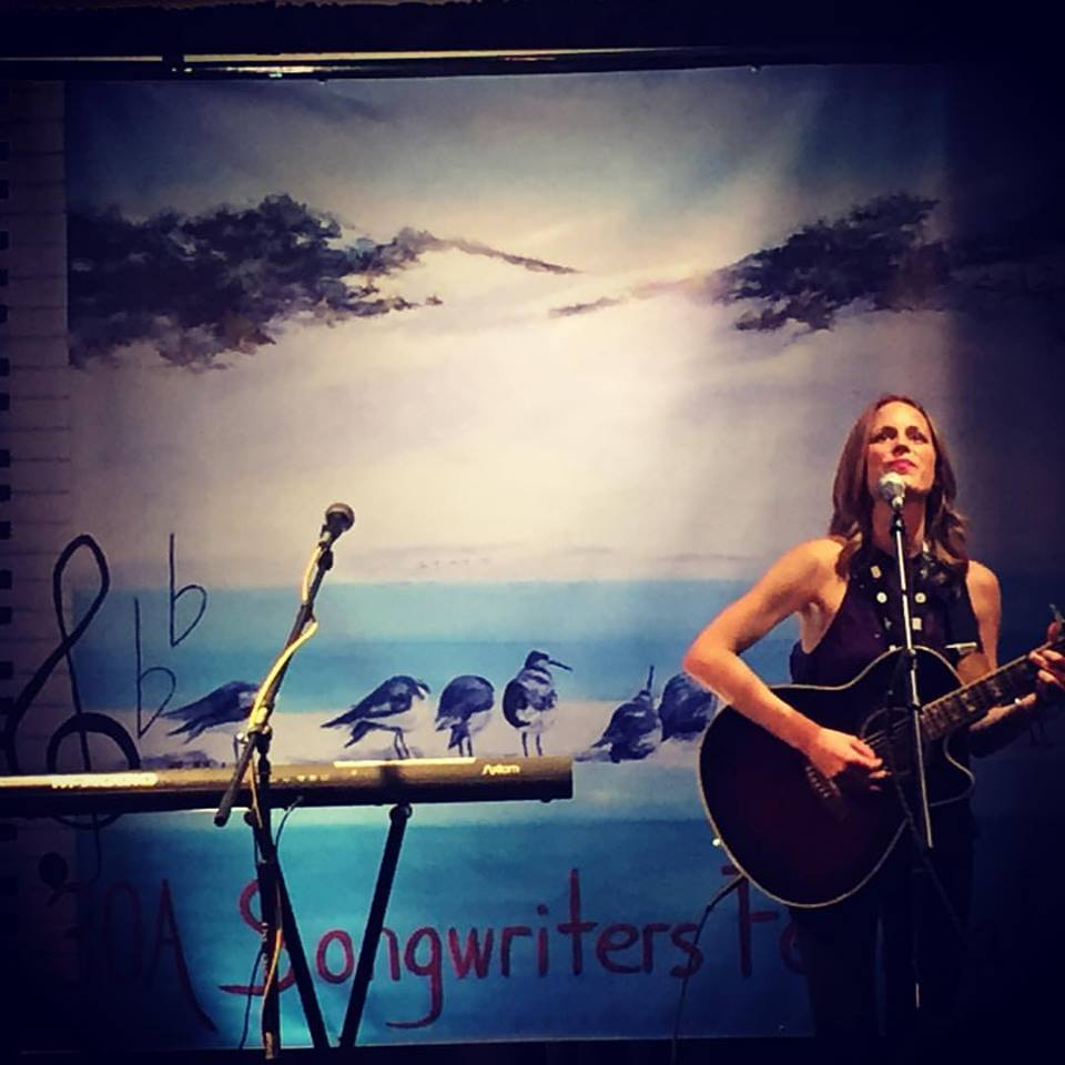 Kasey WIlliams, Image Courtesy of 30A Songwriters Festival