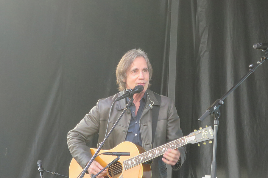 Jackson Browne, Image Courtesy of Kim Kirby