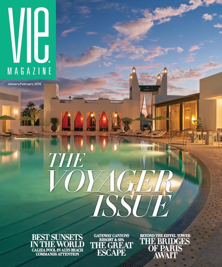 VIE-Magazine-Voyager-Issue-Cover-Travel-JAN-2016-Alys-Beach-FL