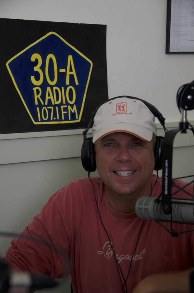 Saints head coach Sean Payton vie magazine 30a radio