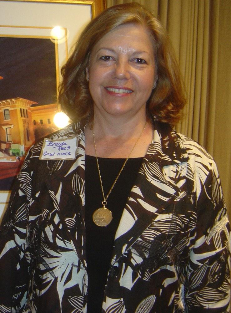 Brenda Rees is a local historian and Walton County native vie magazine