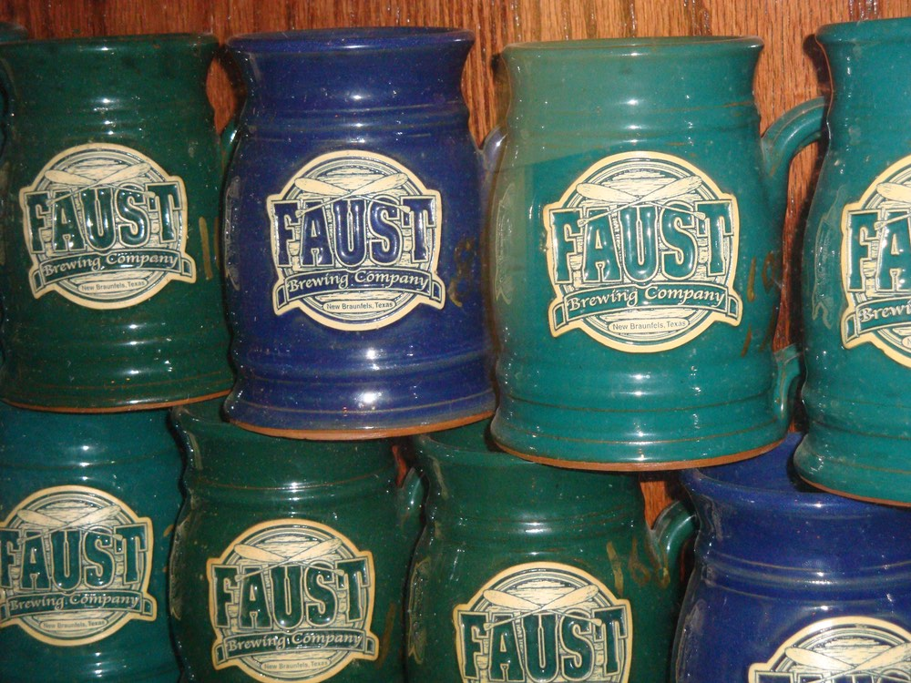 vie magazine taste of austin texas faust brewing company