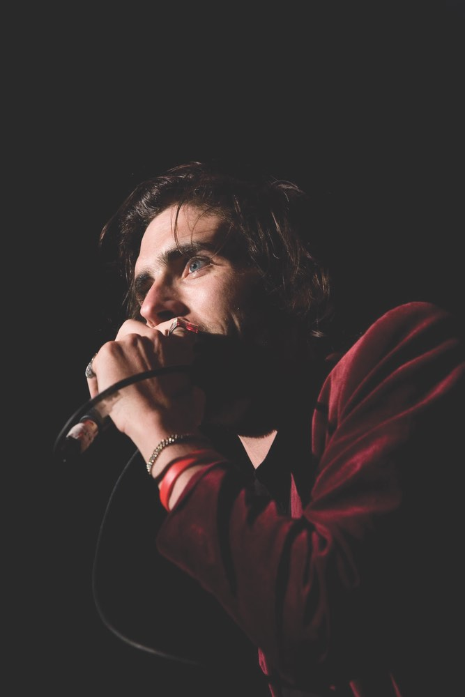 Tyson Ritter Photo by Rhona Schaefer