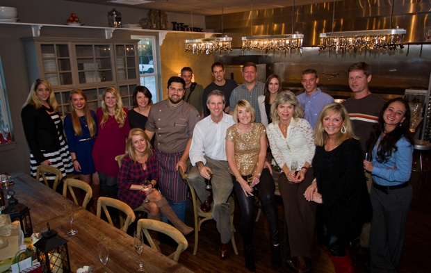 The VIE/Cornerstone Marketing & Advertising Team at Roux 30a