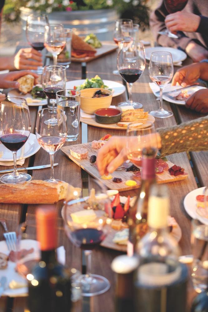 Oxbow Public Market Vineyards vie magazine wine country