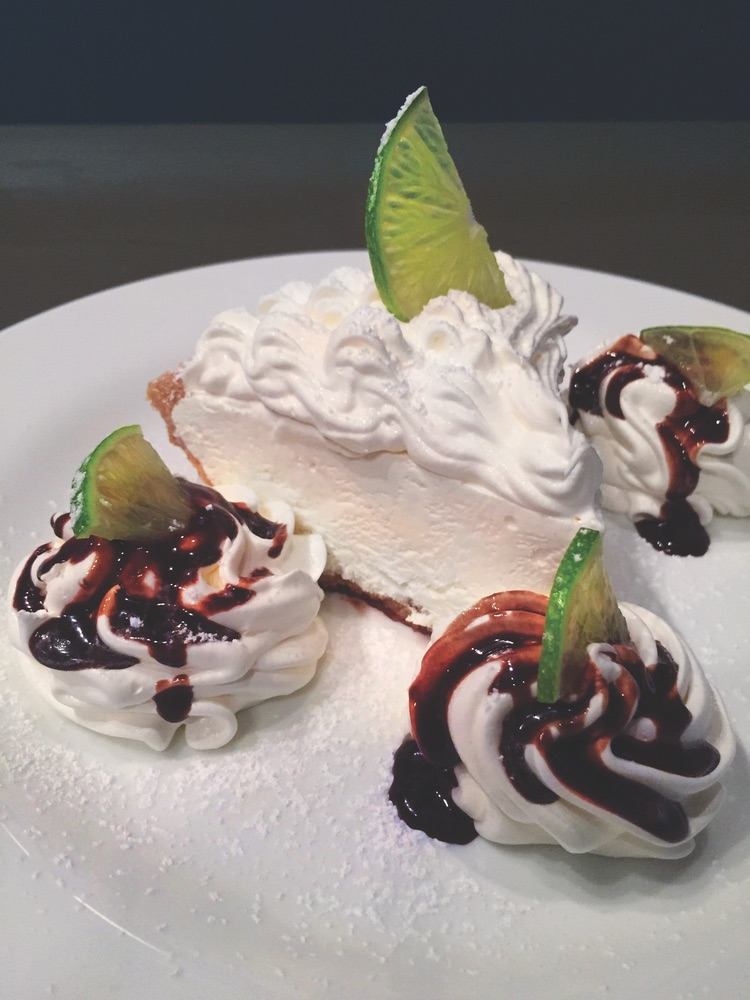Classic Key Lime Pie By Montego Bay Seafood House And Oyster Bar