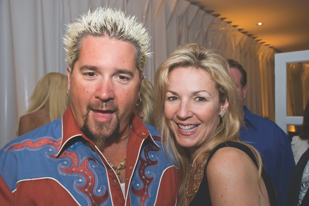 Chef Guy Fieri & Lynn Dugas