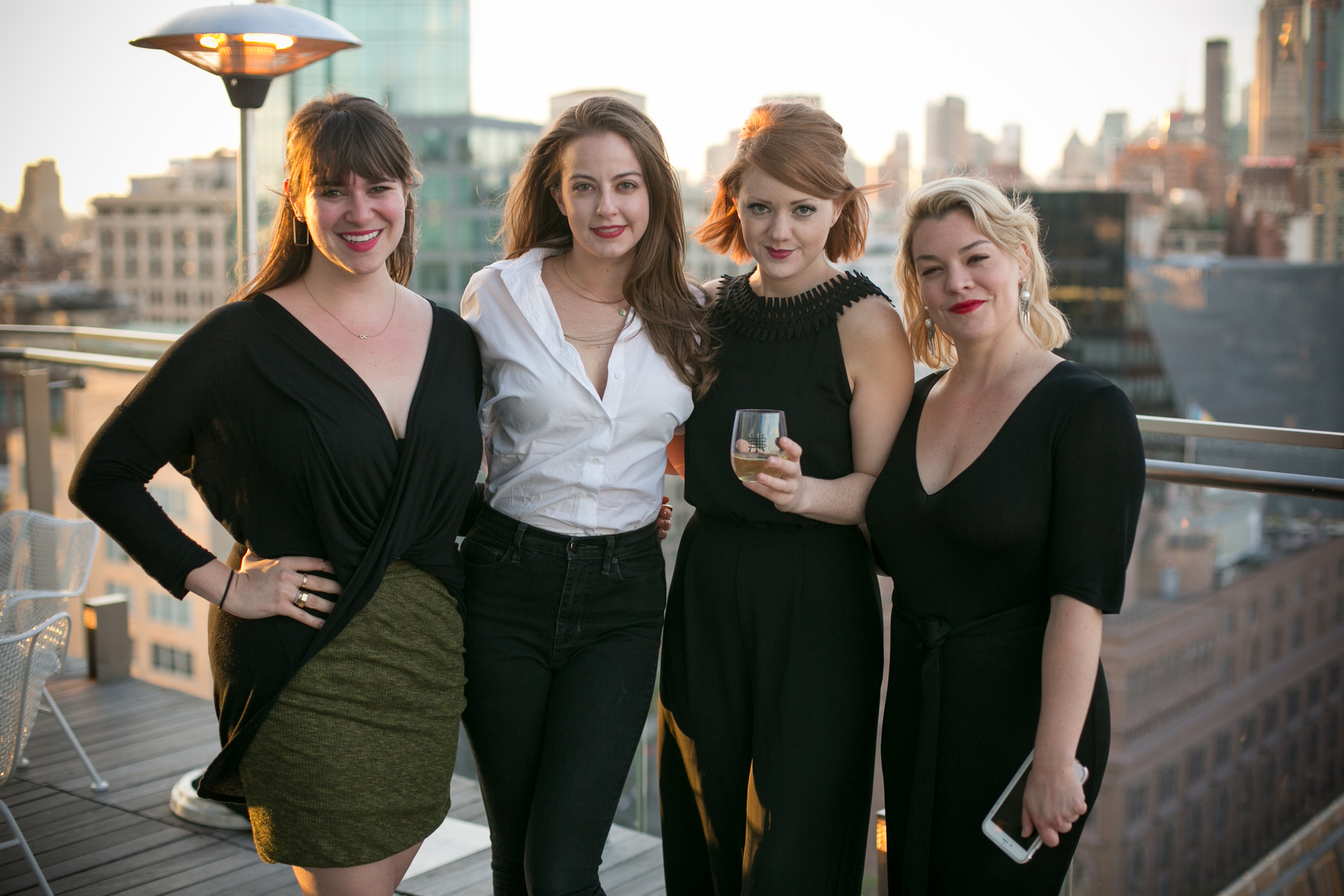 Filmmakers at Lower East Side Film Fest 2016