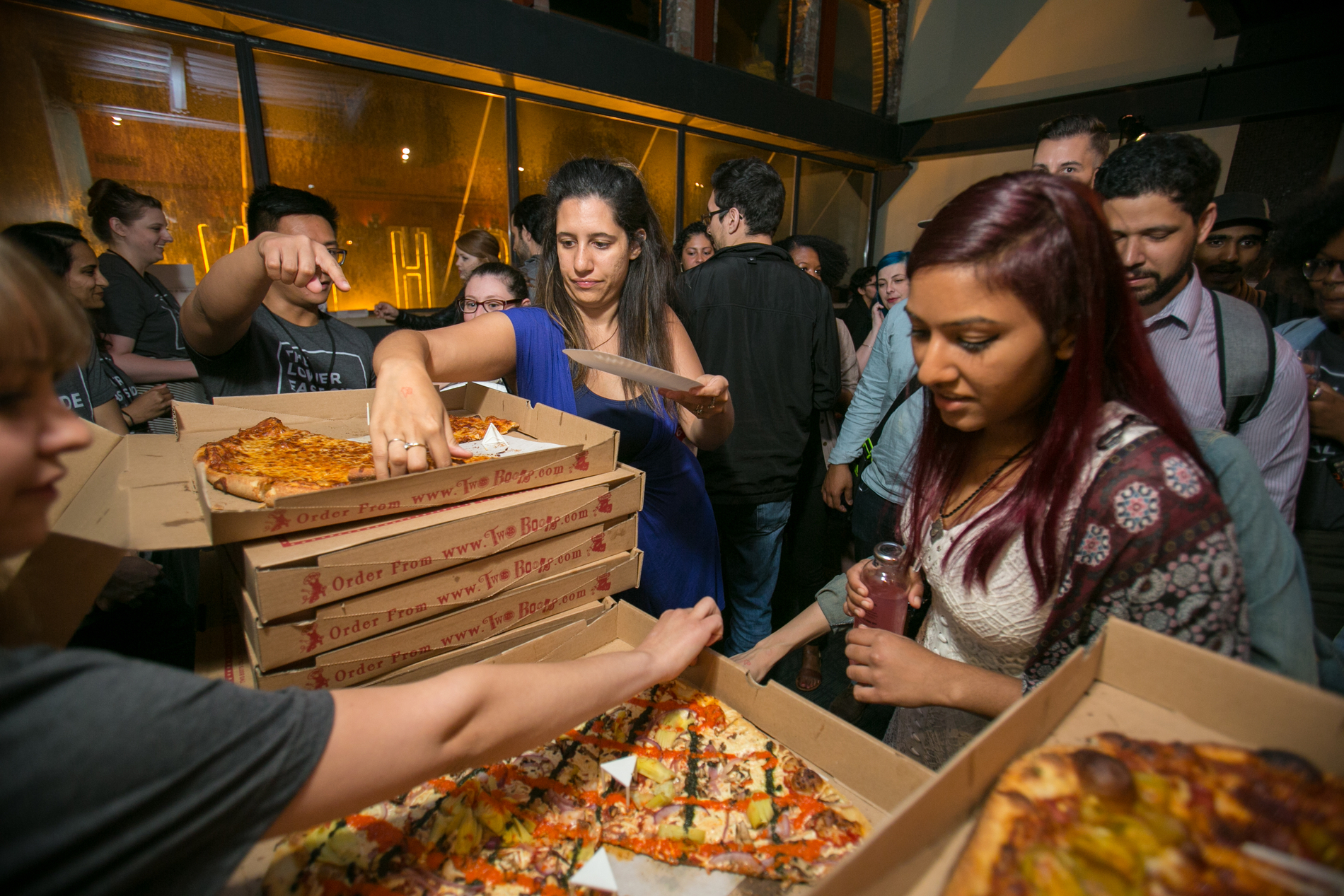 Pizza Party for Ninja Turtles II Lower East Side Film Festival